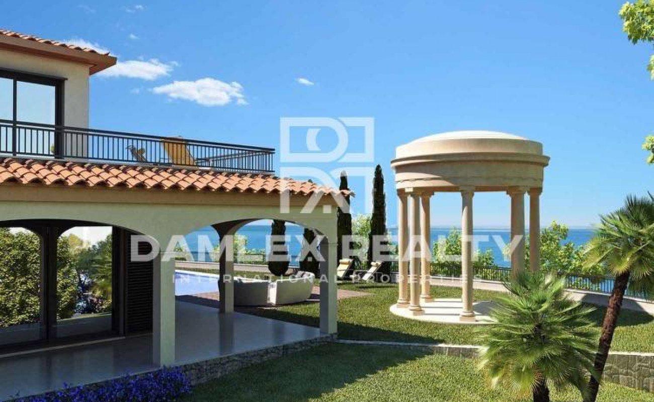Maison / Villa avec 5 chambres, terrain 1500m2, a vendre á Lloret de Mar, Costa Brava