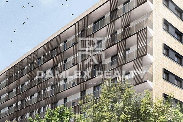 Appartement avec 3 chambres a vendre á Zona Alta Barcelona, Barcelone-Appartement