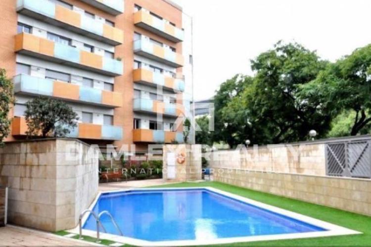 Appartement avec 4 chambres a vendre á Sant Martí, Barcelone-Appartement