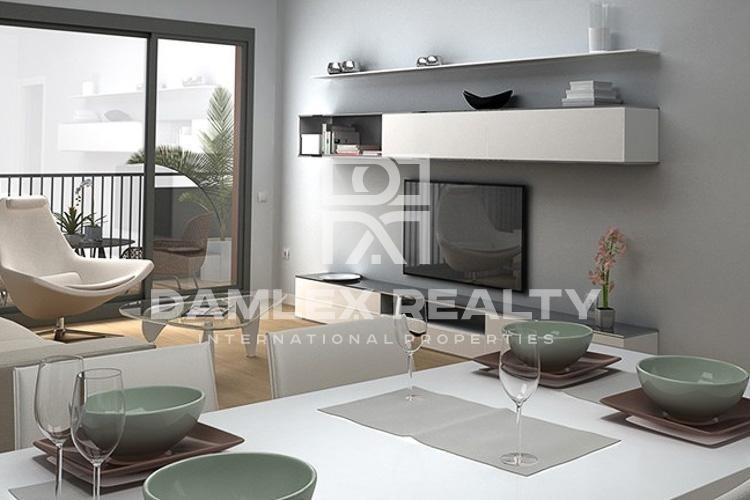 Appartement avec 2 chambres a vendre á Autres quartiers de Barcelone, Barcelone-Appartement