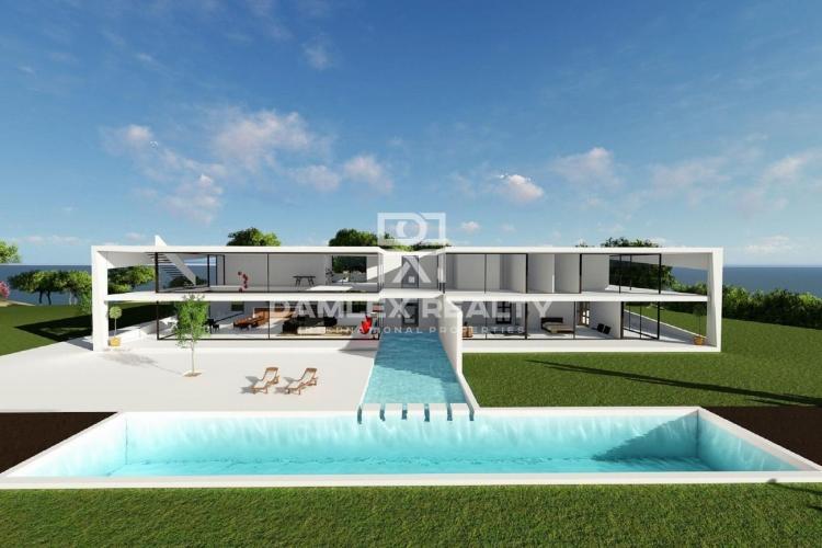 Maison / Villa avec 10 chambres, terrain 10000m2, a vendre á Begur, Costa Brava