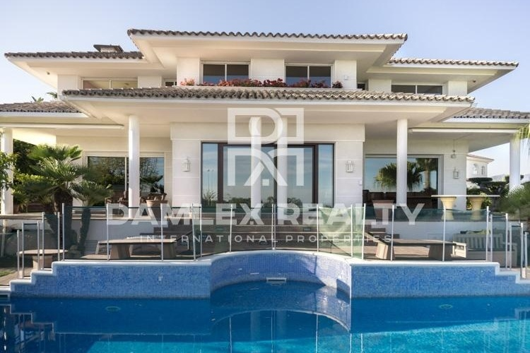 Maison / Villa avec 5 chambres, terrain 1917m2, a vendre á Alella, Côte Nord de Barcelone