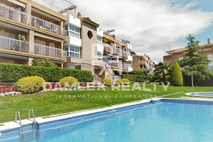 Appartement avec 6 chambres a vendre á Sant Andreu de Llavaneres, Côte Nord de Barcelone