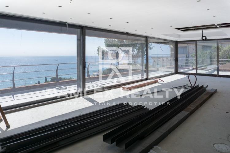 Maison / Villa avec 5 chambres, terrain 1008m2, a vendre á Sitges, Côte sud de Barcelone