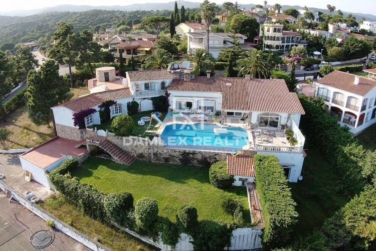 Villa de luxe à Lloret de Mar
