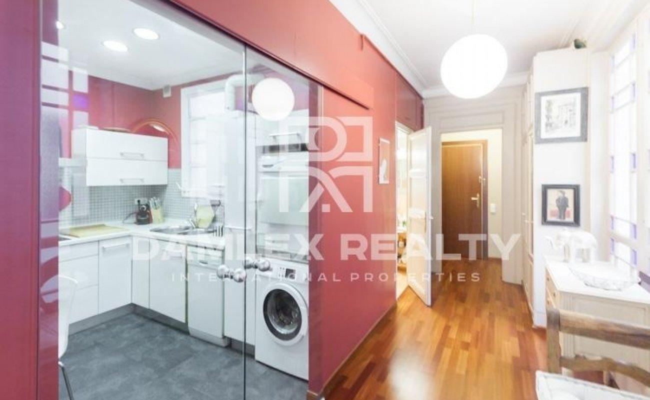 Appartement avec 2 chambres a vendre á Centre de Barcelone, Barcelone-Appartement