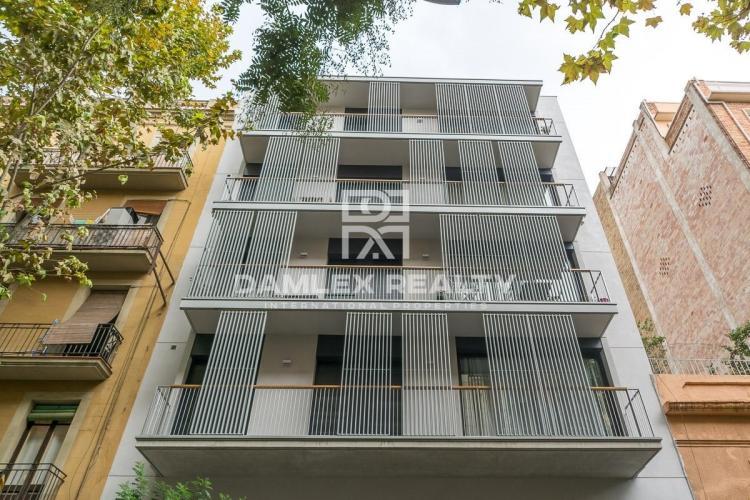 Appartement avec 3 chambres a vendre á Zona Alta, Barcelone-Appartement