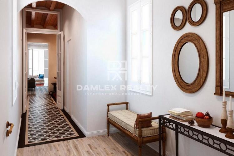 Appartement avec 3 chambres a vendre á Barcelona Сity Сentre, Barcelone-Appartement
