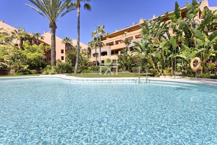 Appartement avec 3 chambres a vendre á Marbella Est, Costa del Sol