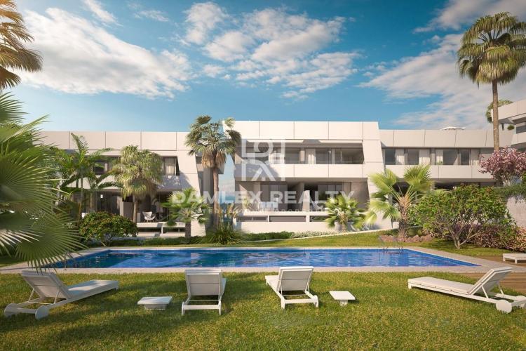 Maison / Villa avec 3 chambres, terrain m2, a vendre á Marbella Est, Costa del Sol