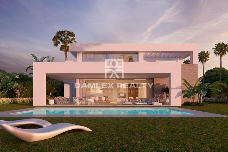 Maison / Villa avec 3 chambres, terrain 1200m2, a vendre á Mijas / Fuengirola, Costa del Sol
