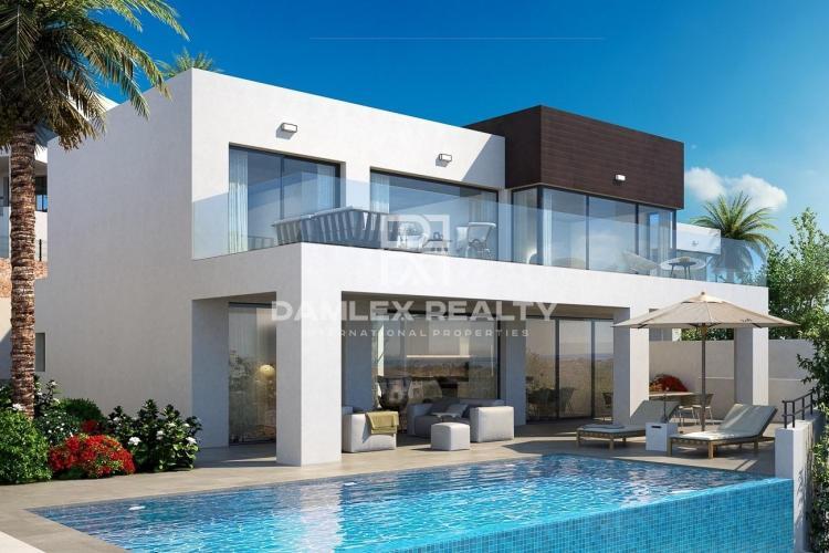 Maison / Villa avec 3 chambres, terrain 460m2, a vendre á Mijas / Fuengirola, Costa del Sol