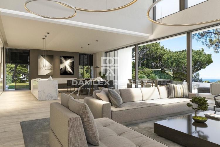 Maison / Villa avec 6 chambres, terrain 3000m2, a vendre á Marbella Ouest, Costa del Sol