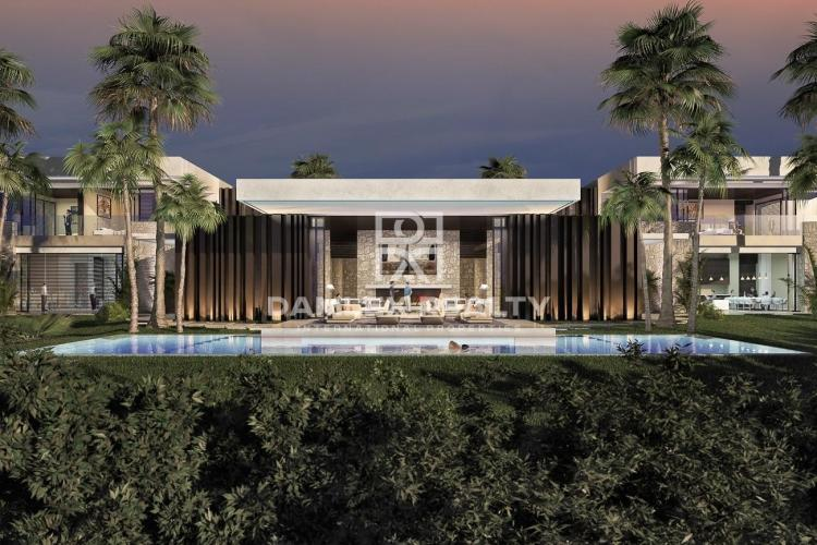 Villa de luxe dans la prestigieuse urbanisation La Zagaleta