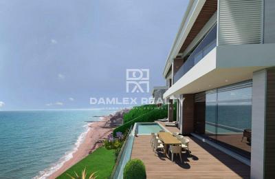 Maison / Villa avec 4 chambres, terrain 622m2, a vendre á Arenys de Munt, Côte Nord de Barcelone