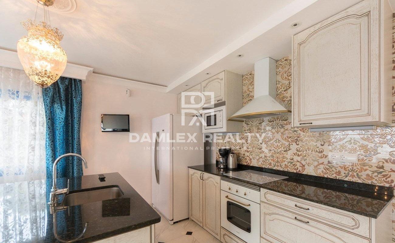 Belle maison en excellent état avec vue sur la mer sur la Costa Brava