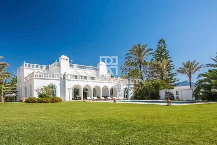 Appartement avec 6 chambres a vendre á Marbella Ouest, Costa del Sol