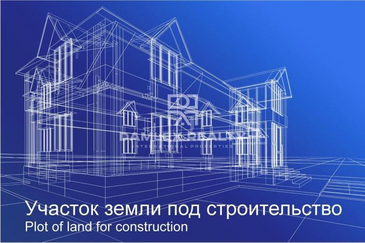 Terrain 1181m2 pour construir a vendre á Lloret de Mar, Costa Brava