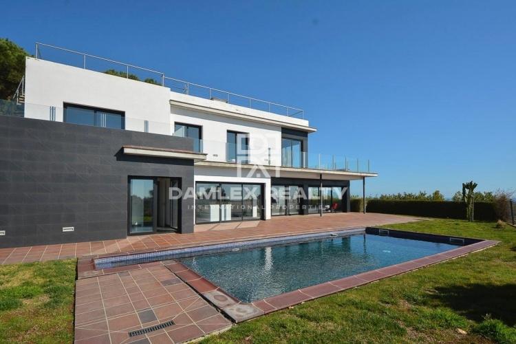 Villa avec vue sur la mer, Costa Brava