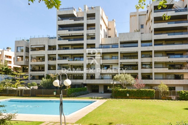 Appartement avec 5 chambres a vendre á Zona Alta Barcelona, Barcelone-Appartement