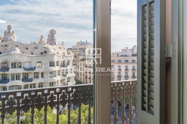 Appartement exclusif dans un bâtiment historique en Passeig de Gracia