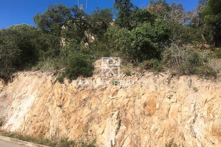Terrain à bâtir à Lloret de Mar.