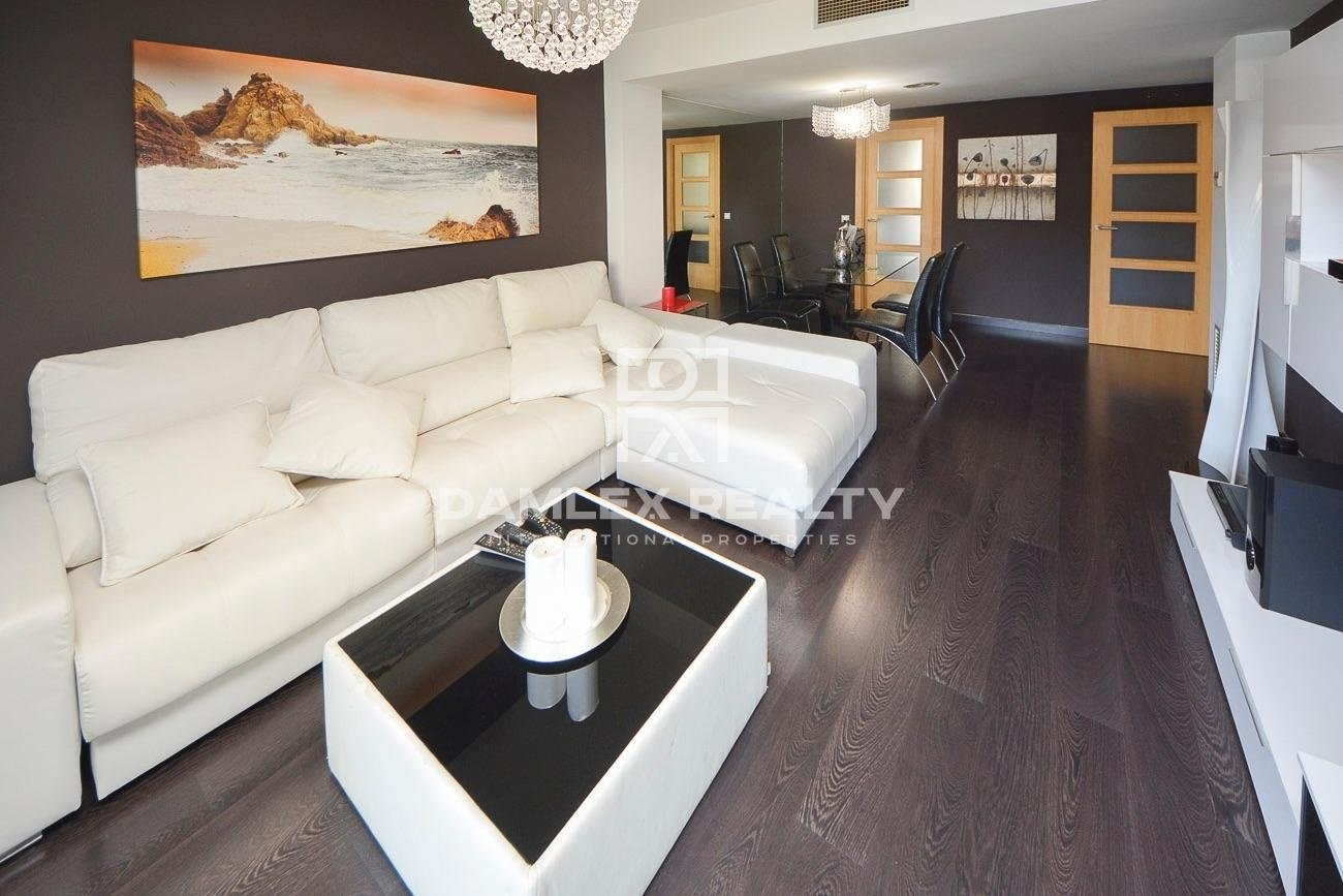 Bel appartement à Fenals