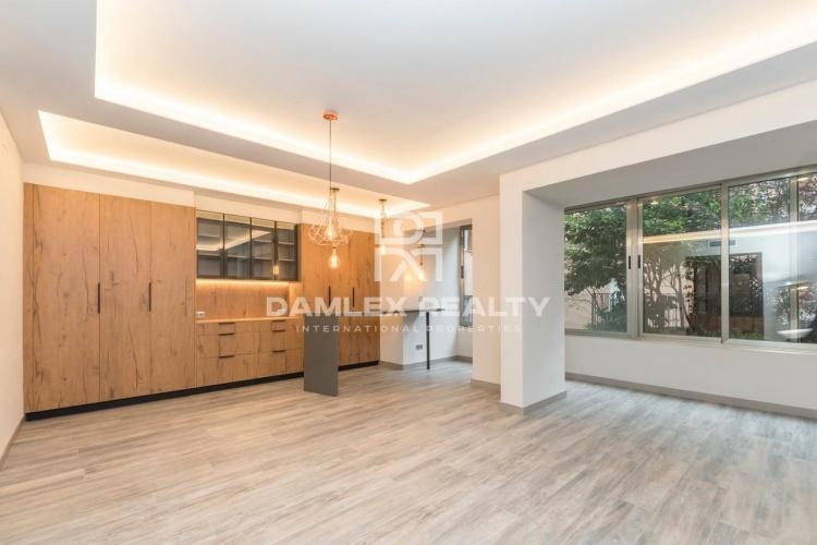 Grand appartement rénové à San Gervasi, Barcelona