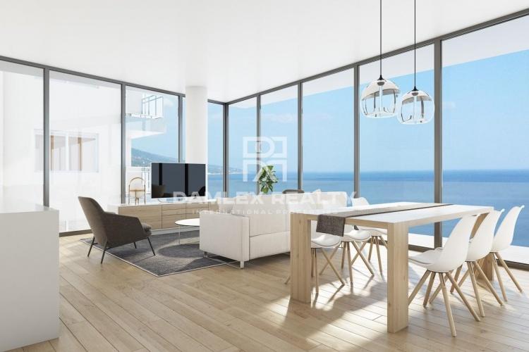Nouvelle construction. Appartements en bord de mer à Lloret de Mar - Costa Brava