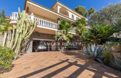 Villa élégante à quelques pas de la plage de Cala Sant Francesc - Blanes