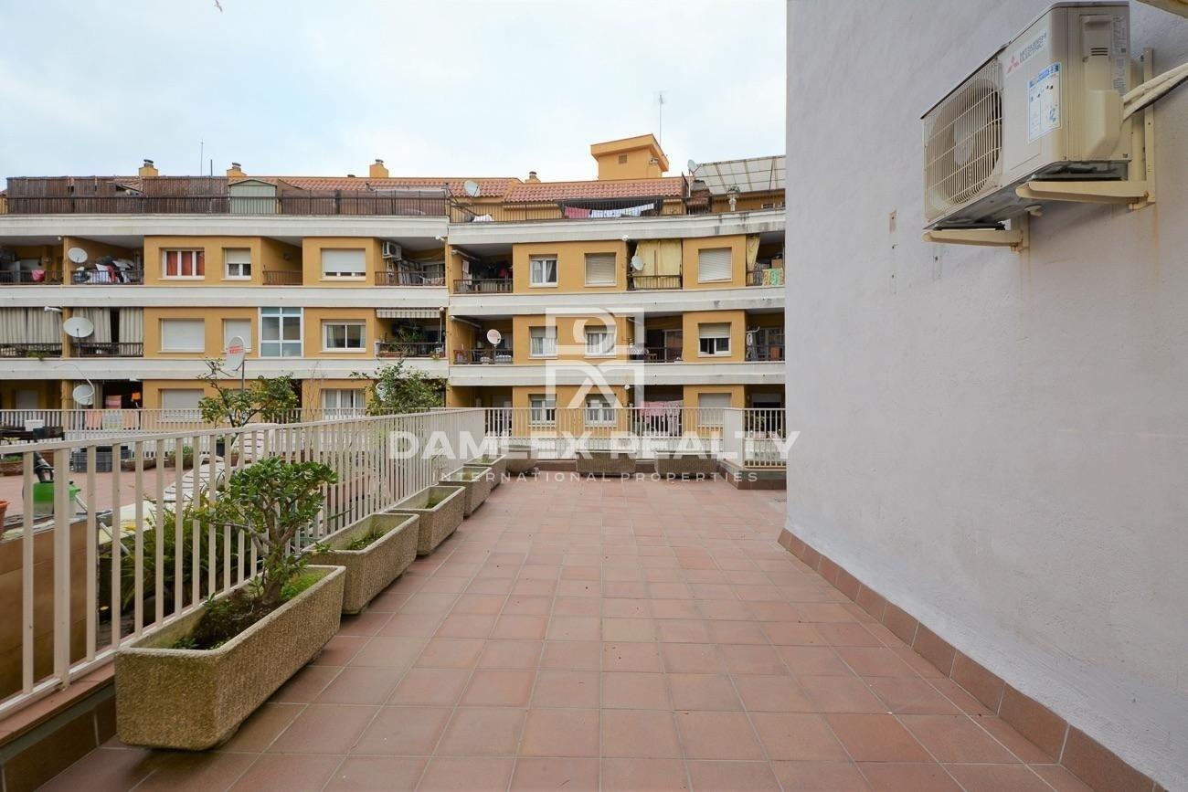 Appartement rénové à Lloret de Mar avec grande terrasse