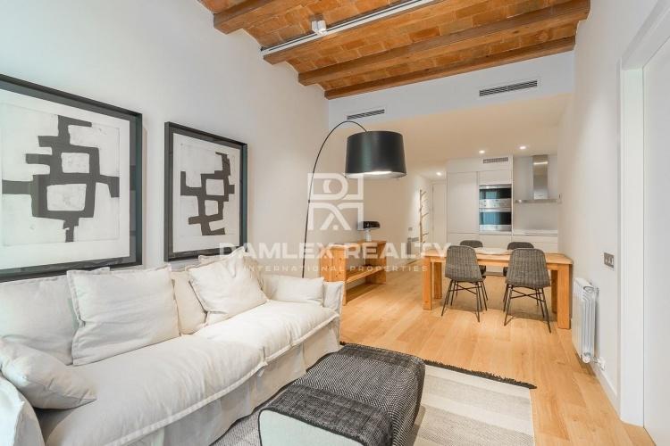 Nouveaux appartements à vendre avec une excellente réforme.