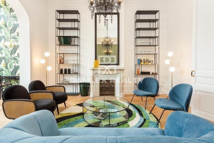 Appartement de luxe dans le centre de Barcelone, quartier de l