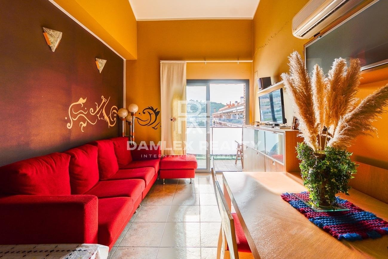 Beau duplex/penthouse à Fenals