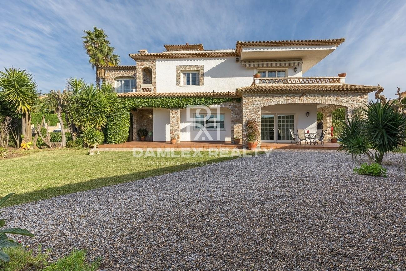 Villa à distance de marche de la plage de Playa de Aro