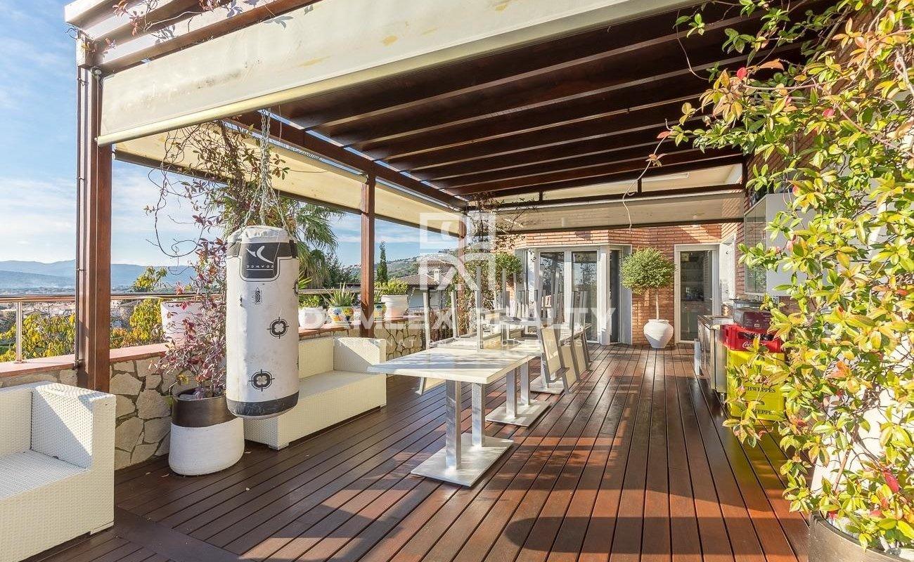 Villa à distance de marche du centre de Playa de Aro et de la plage