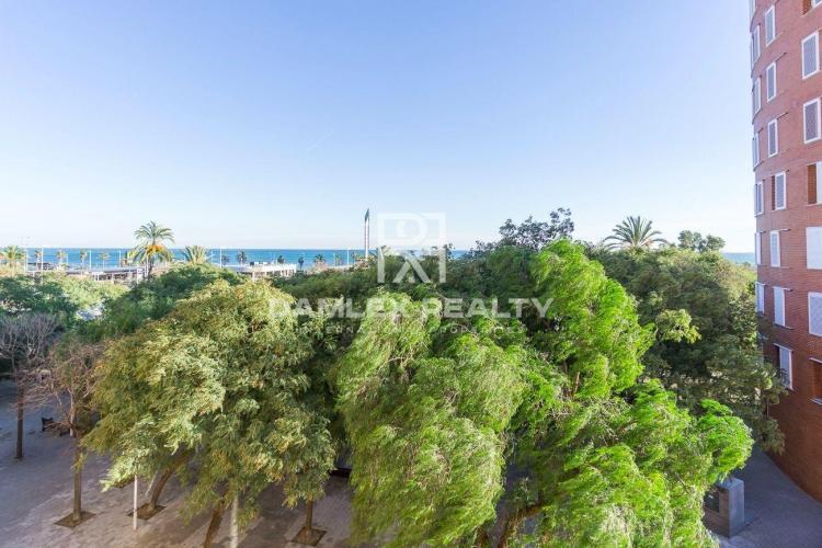 Appartement avec vue sur la mer. Vila Olimpica