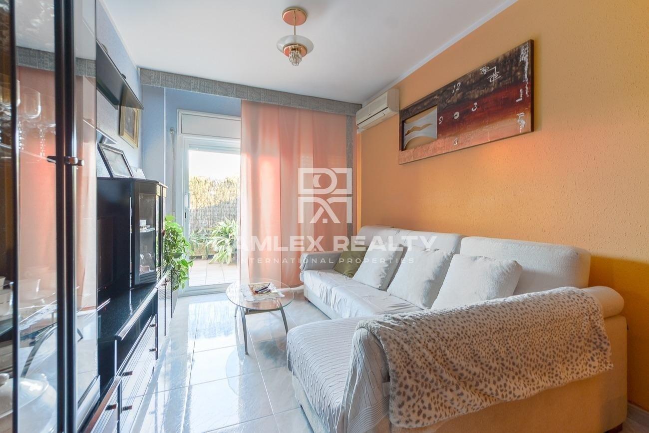 Appartement calme et central avec une grande terrasse - Lloret de Mar