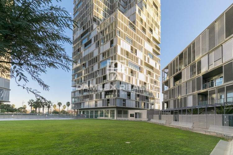 Appartement en front de mer dans le prestigieux quartier de Barcelone - Diagonal Mar