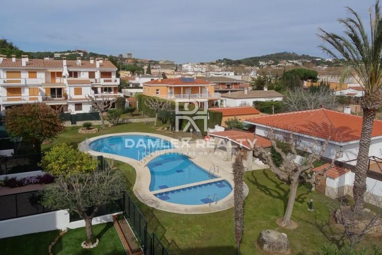 "Appartement avec 3 chambres a vendre á S""Agaró, Costa Brava"