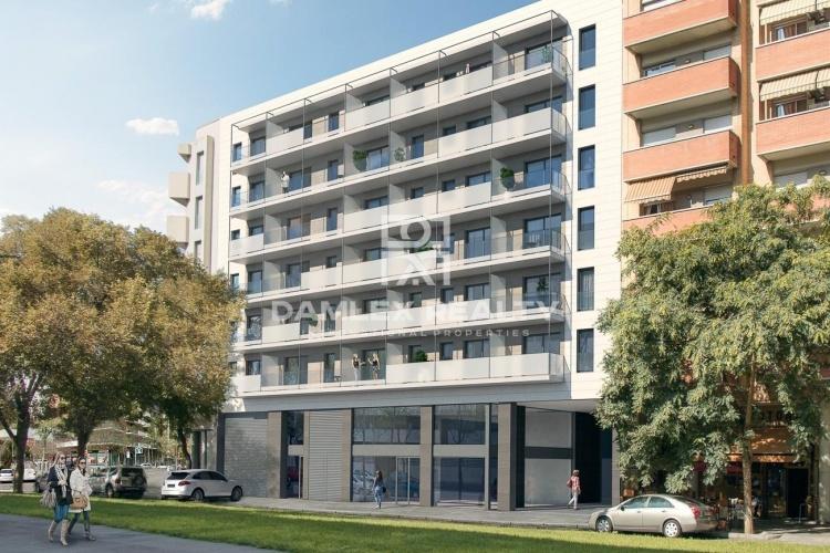 Nouvelle construction appartement en deuxième ligne de la mer