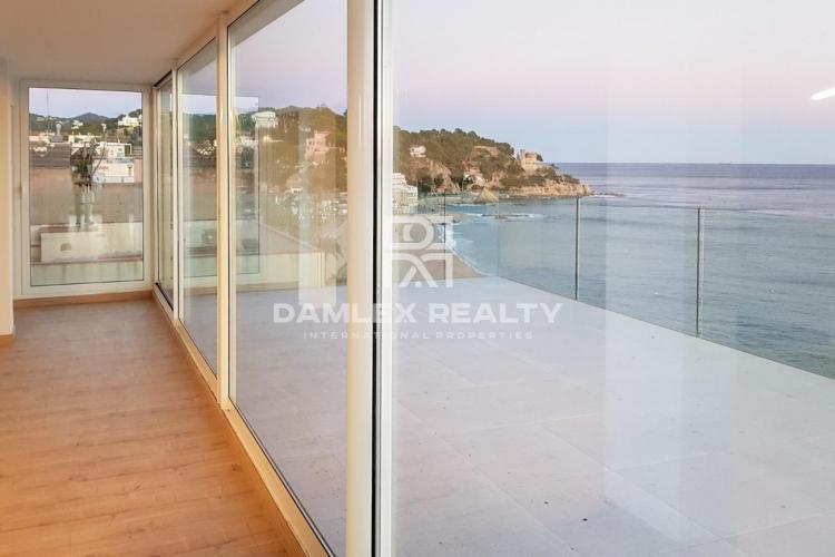 Appartement avec vue imprenable sur la mer