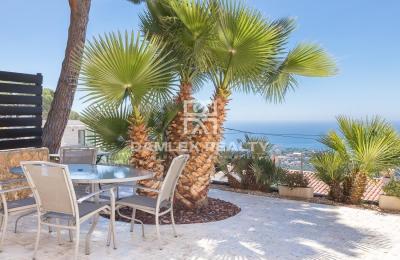 Villa avec vue panoramique à Lloret de Mar