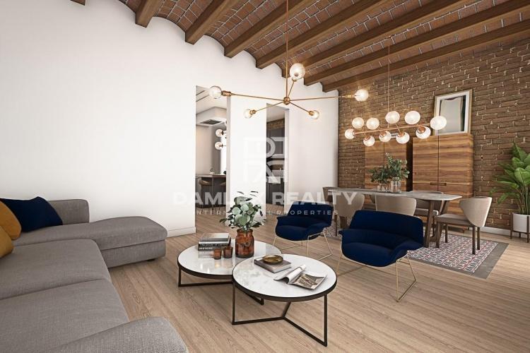 Appartement avec 5 chambres a vendre á Centre de Barcelone, Barcelone-Appartement