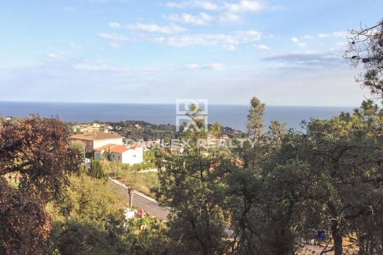Terrain 807m2 pour construir a vendre á Lloret de Mar, Costa Brava