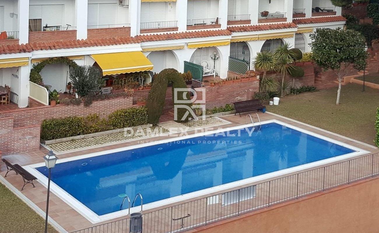 Appartement dans un complexe résidenciel avec piscine