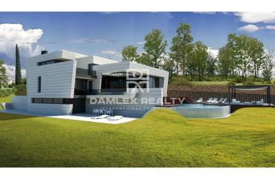 Maison / Villa avec 4 chambres, terrain 2138m2, a vendre á Lloret de Mar, Costa Brava
