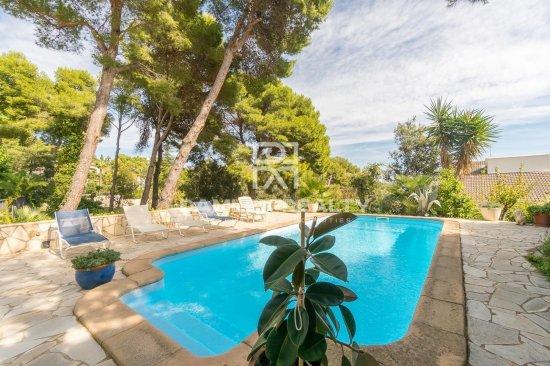 Villa en urbanisation de Blanes avec vue sur mer
