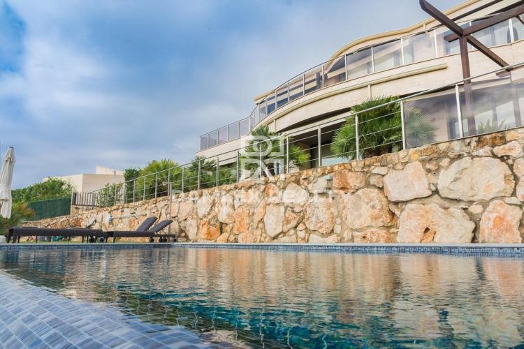 Villa de luxe à vendre dans une urbanisation à Tossa de Mar
