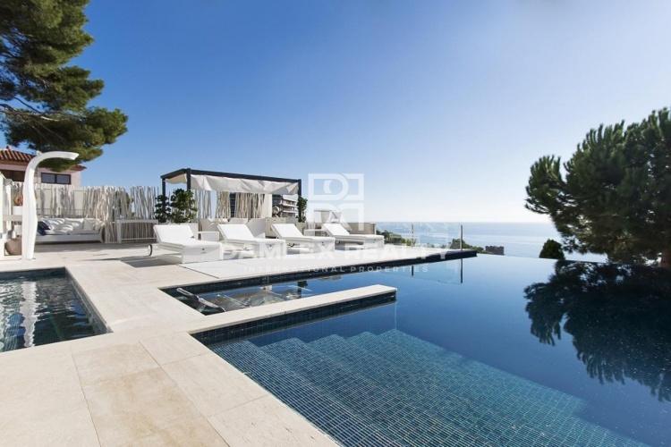Villa exclusive avec splendide vue mer